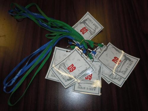 """02/05/11 Sarah Wierman Benefit @ Clearwater, MN (D9 """"Sarah's Crew"""" Passes)"""