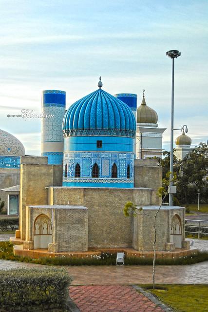 Makam Abu Nasr, Afghanistan