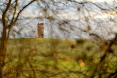 Sulham Dovecote (MrHRdg) Tags: wood freeassociation woodland reading woods berkshire dovecote calcot pigeontower sulham