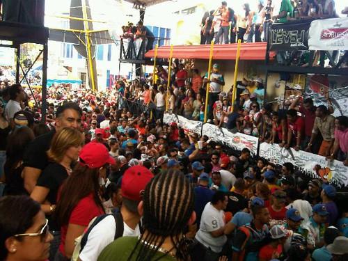 Primer Domingo Carnaval Vegano 2011-2