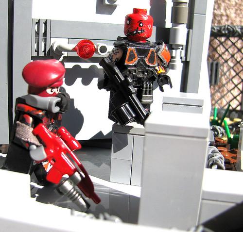 Custom minifig ~Spire(3)~