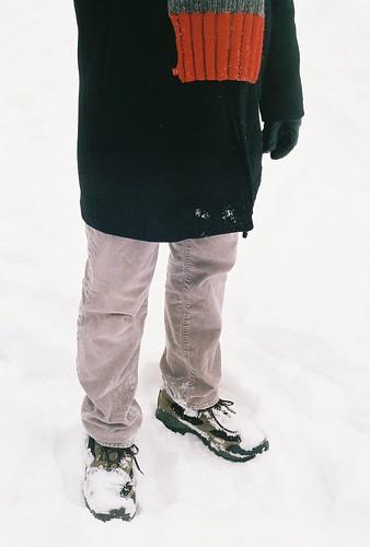 Boy Scout Boots