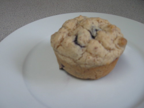 Go-To Blueberry Muffin