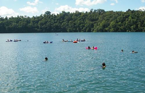 Lake Eacham Aust Day2011 (1) by O En, on Flickr