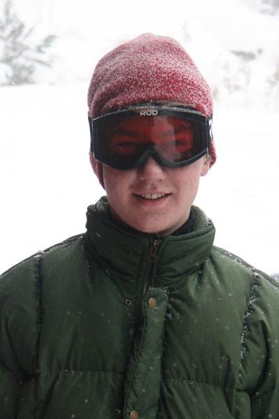 Snöstormsskydd