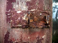 riegel3 (Ilka Christof) Tags: brown colour germany deutschland rust braun rost crusty