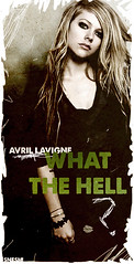 avril lavigne - wth? (Snesh!) Tags: new green smile you album hell here damn what were goodbye wish avril blend lavigne wth lullaby 2011