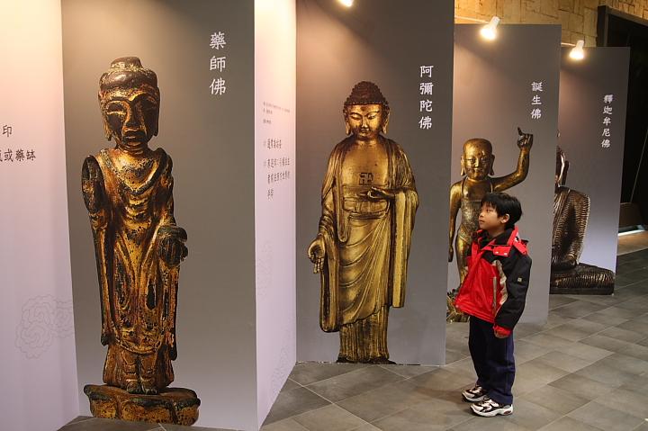 嘉義市立博物館(佛陀的故事)021