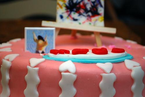 Maddie's Cake
