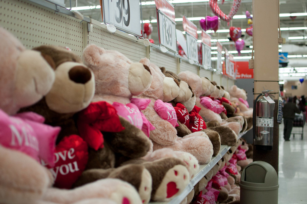 The Worlds Best Photos Of Valentinesday And Walmart