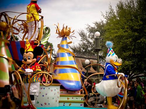 Move It, Shake It, Celebrate It Parade