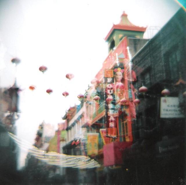Chinatown/China dolls