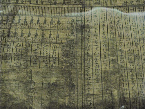 Book of the Dead Scroll