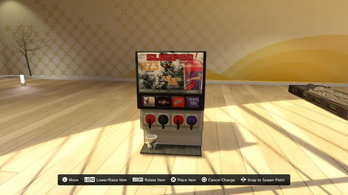 Slurpee Machine for PlayStation Home