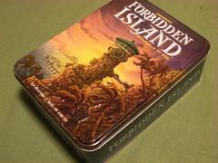 禁断の島:箱
