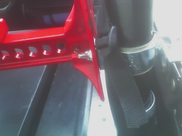 My Home Made Hi Lift Jack Mount Page 2 Jeepforum Com