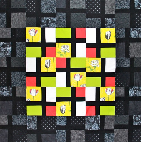 Amy's creative modern classics quilt