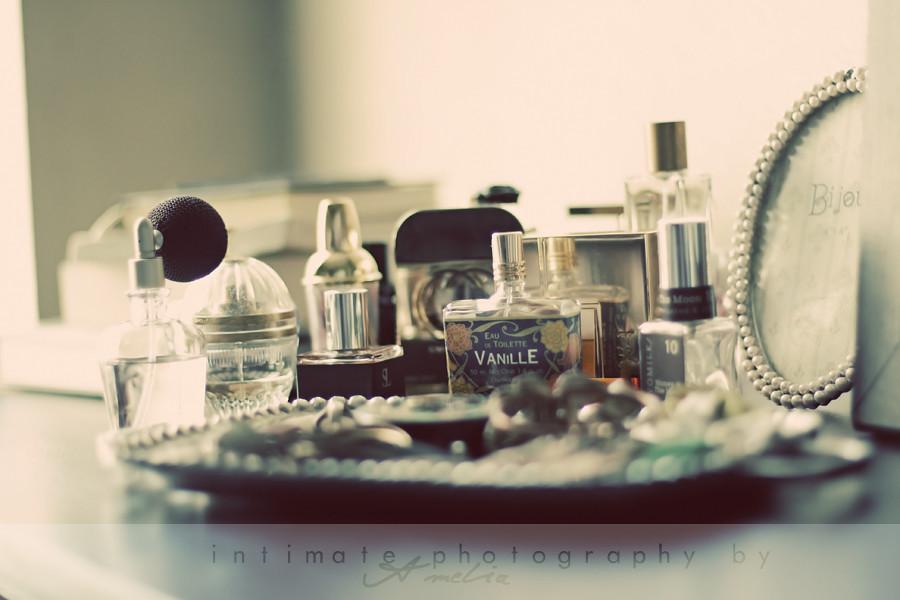 { mon parfum }