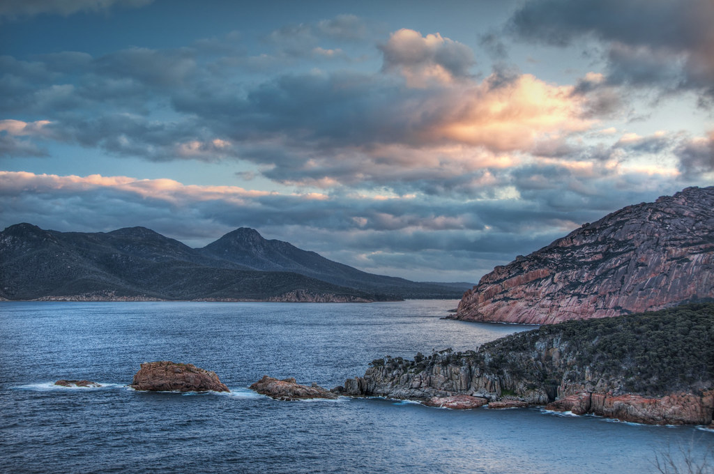 The Endless Coast of Freycinet