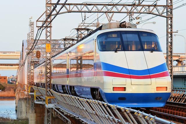 Keisei Cityliner AE-100 type
