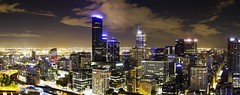 City of Lights - Melbourne at Night (PhotoQueen001) Tags: city night lights evening time melbourne nighttime cbd rialto