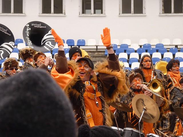 Göggli bei der Ski-WM 2011