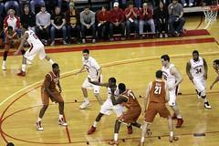 Nebraska Texas 2011 538 (nebugeater) Tags: basketball nebraska texas longhorns mens lincoln huskers devaney cornhuskers