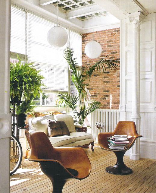 Habitania house interior vignette