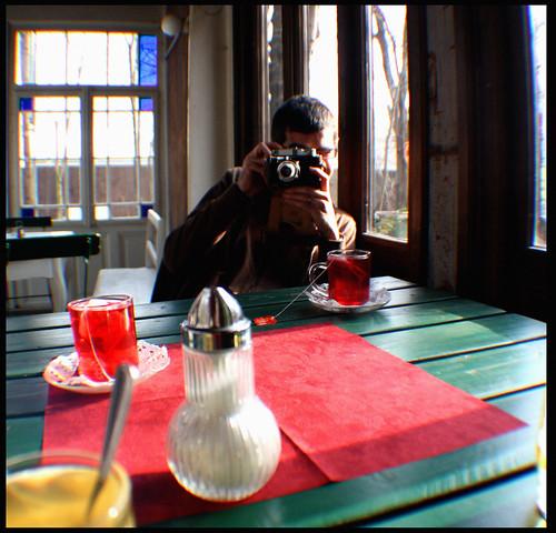 El fotógrafo Toni Palau