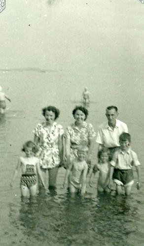 Linda Eadie 1954