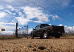 Sunny Sunday Drive (Chazz Layne) Tags: county arizona usa ford geotagged ranger unitedstates desert mojave goldenvalley mohave geo:lat=3521451189 geo:lon=11421673269