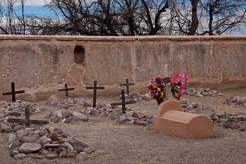 Tumacacori - Cemetery III