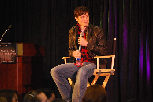 Brock Kelly @ SPN LA 2011