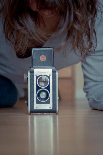 62:365 Duaflex自拍照