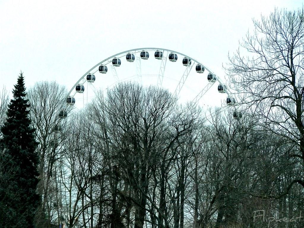 Spinning Wheel - Niagara Skywheel