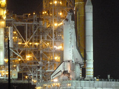 Space Shuttle-133 on Launch Pad 39A