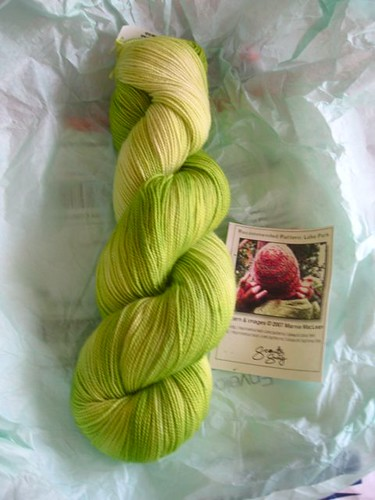 Citronella yarn