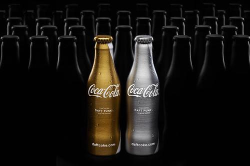 Daft Punk Limited Edition Coca-Cola