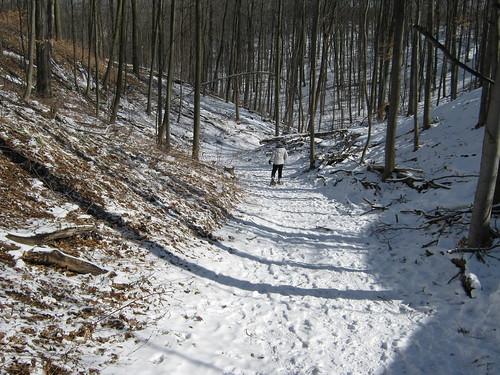 Waaay Downhill