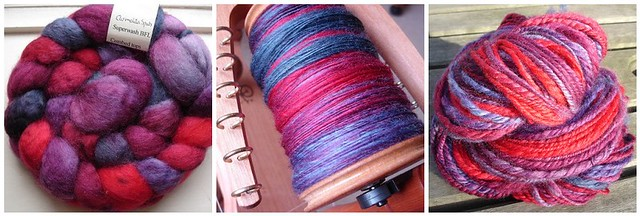 Navavjo plying attempt 1