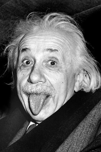Albert-Einstein---Tongue