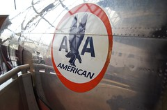 American Airlines DC7 2