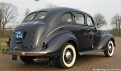 Dodge D8 1938 (XBXG) Tags: auto old usa classic netherlands car vintage us automobile 1938 nederland voiture american dodge d8 paysbas ancienne autotron rosmalen américaine 66tz43 dodged8 sidecode3