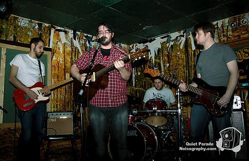 Quiet Parade - Gus' Feb 24th 2011 - 04