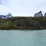 Pehoe Lake and the Cuernos del Paine