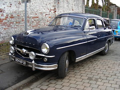 FORD Vedette Vendme (1954) (xavnco2) Tags: blue france ford french antique common v8 classiccars bleue picardie somme vedette vendme marcelcave gavap