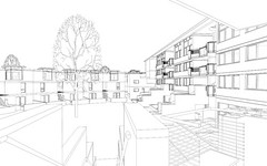 Perspective View Inside the Scheme