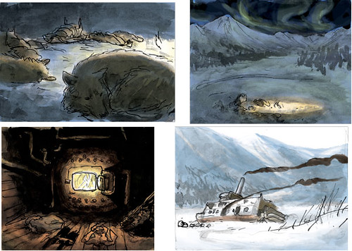 cremation---color-roughs
