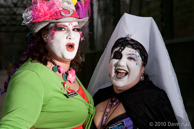 Sister Sara Femme Fatale and Novice Sister Sorenda 'da Booty