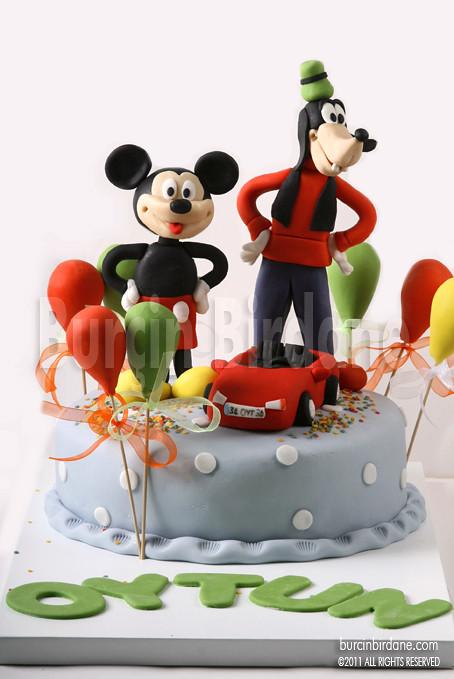 Mickey Goofie 2A